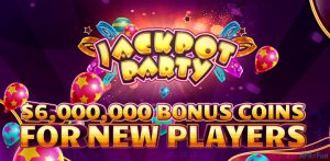 How to Get Free Coins On Jackpot Party Casino