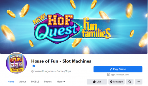 House of Fun Free Coins & Spins 22