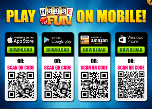 House of fun free coins app