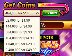 House of Fun Free Coins & Spins 18