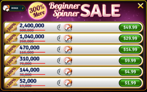 House of Fun Free Coins & Spins 17